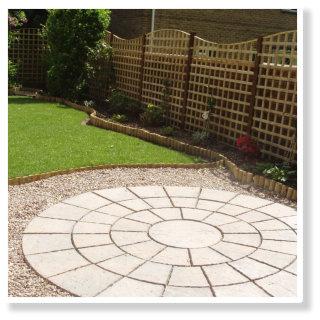 Reliable Garden patios Shrewsbury