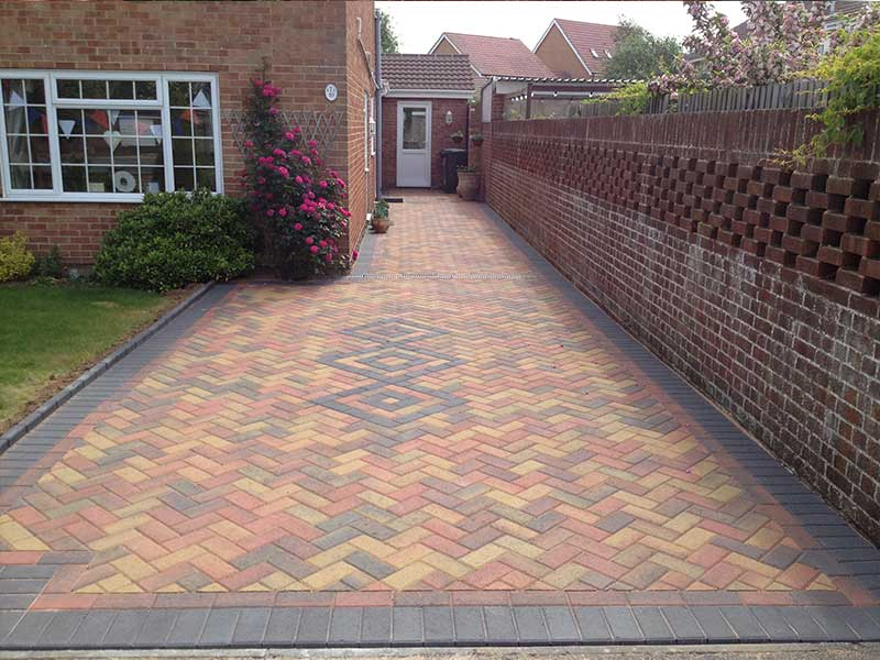Amazing Shrewsbury block paving company