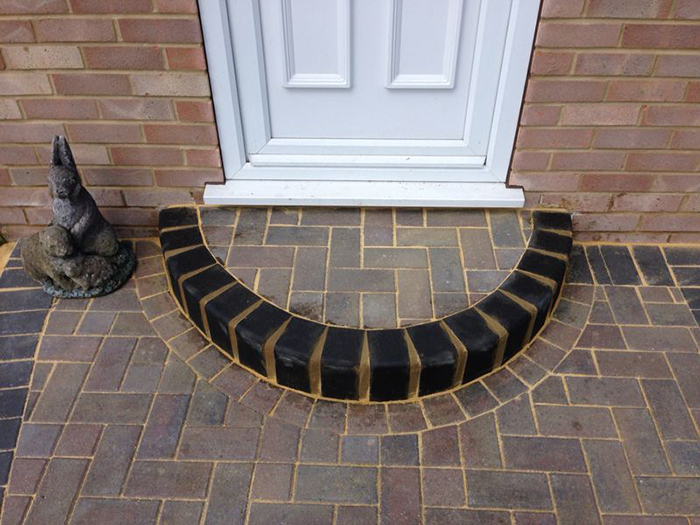 Reliable Shrewsbury block paving company