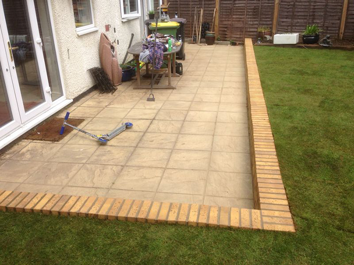 Reliable Patio paving Shrewsbury