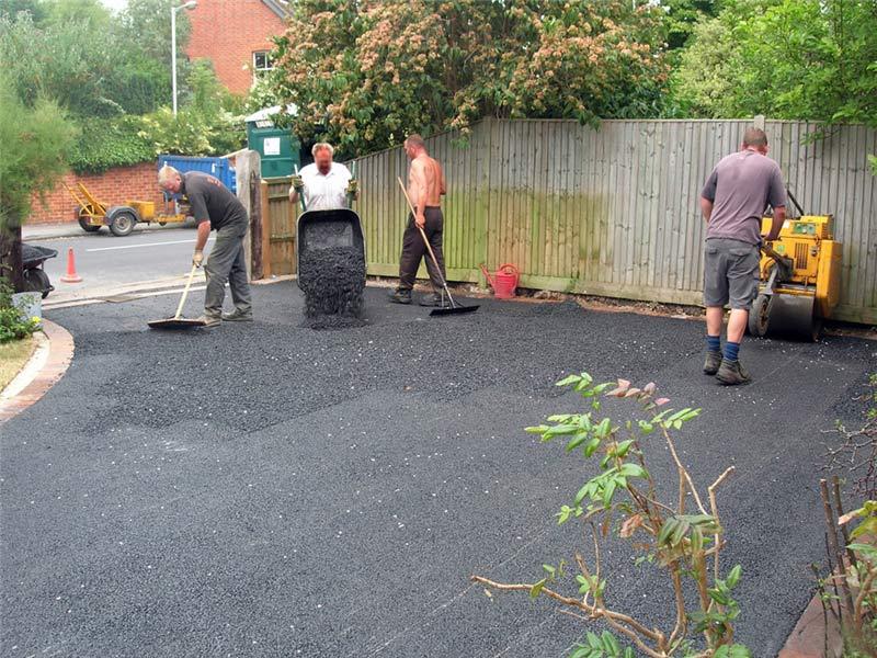 Reliable Tarmac contractors Shrewsbury