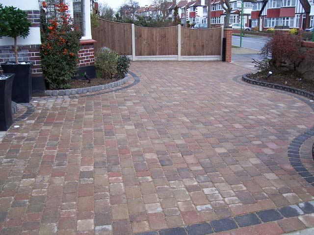 Amazing Block paving company Shrewsbury