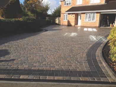 Reliable Block Paving Shrewsbury