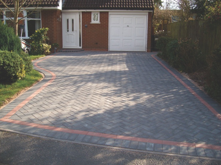 Reliable Shrewsbury block paving company