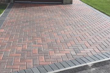 Amazing Block paving company Shrewsbury